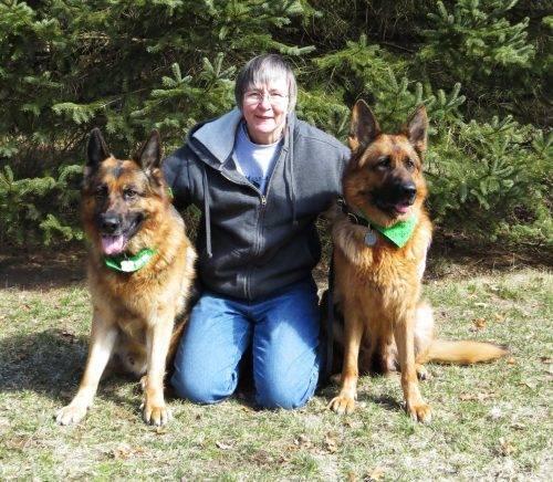 3-16-18 Aiden, Lynda and Yoyo